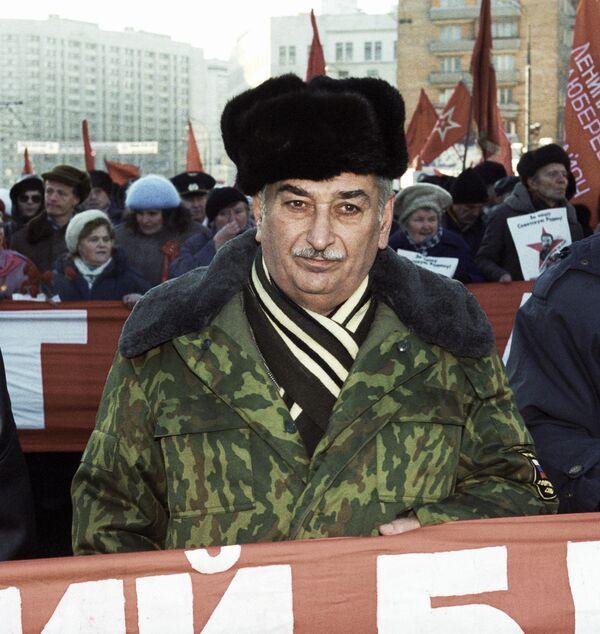 Yevgeny Dzhugashvili. Archive - Sputnik International