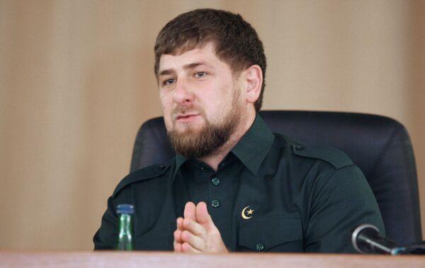 Chechnya's leader Ramzan Kadyrov - Sputnik International