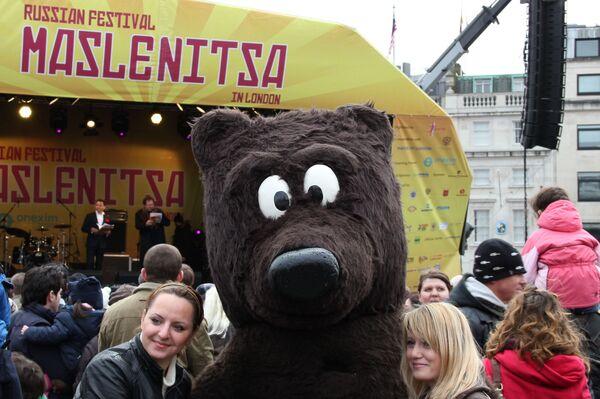 London Hosts Week of Russian Maslenitsa Festivities - Sputnik International