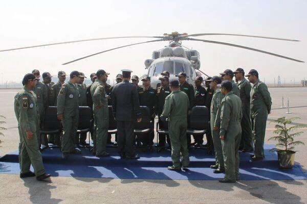 Mi-17B-5 - Sputnik International