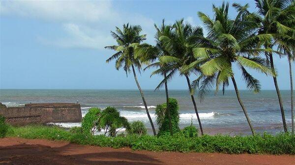 Indian resort state of Goa - Sputnik International