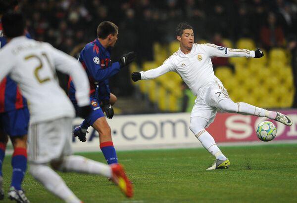 Wernbloom Debut Goal Saves 1-1 Draw for CSKA vs. Real - Sputnik International