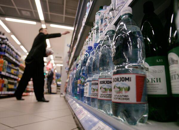 Borzhomi mineral water - Sputnik International