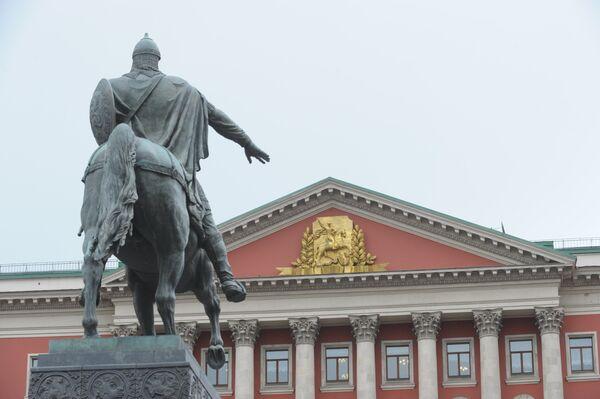 Moscow City Hall - Sputnik International