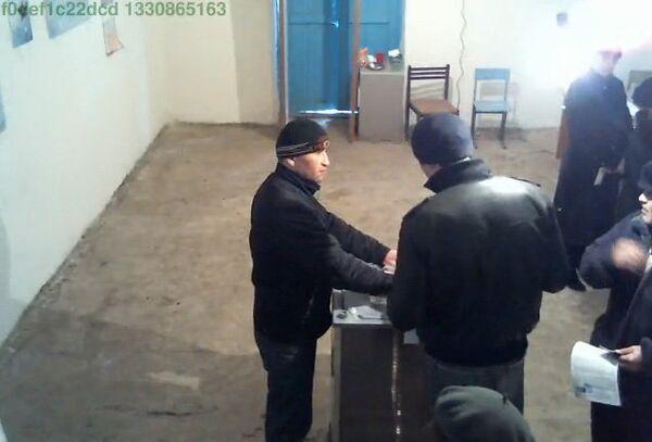 One of the Dagestan Poll Stations - Sputnik International