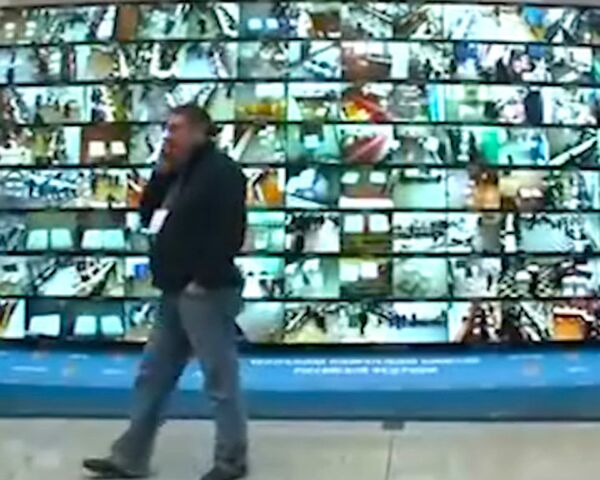 Unique Video Wall Launched by Central Election Commission  - Sputnik International
