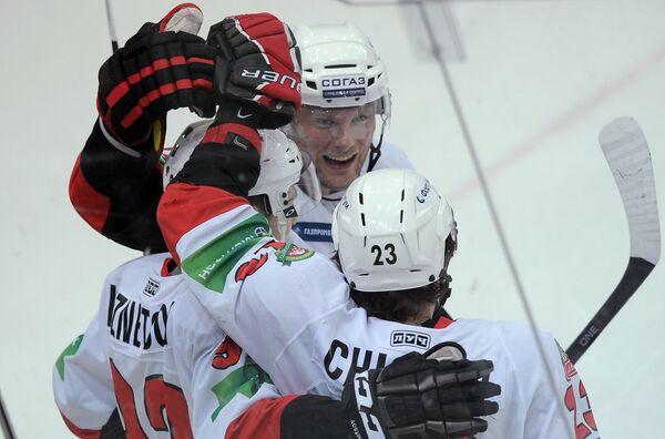 Traktor Motors Past Yugra in KHL Playoffs        - Sputnik International