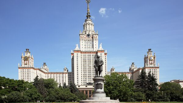 The Lomonosov Moscow State University tops the Qacquarelli Symonds (QS) emerging Europe and Central Asia University Rankings 2014/2015, while Novosibirsk State University shares second place with the Czech Charles University, according to the QS' press release. - Sputnik International