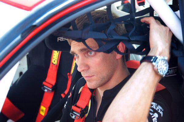 Russian Formula One driver Vitaly Petrov  - Sputnik International