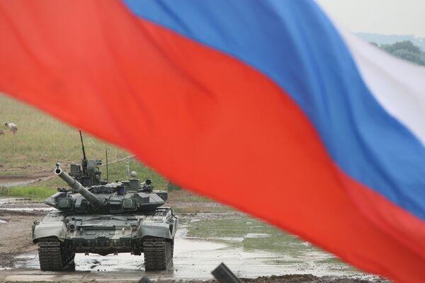 Russia to Develop New Arms Program to 2025 - Sputnik International