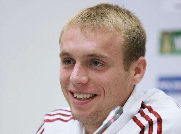 Denis Glushakov - Sputnik International