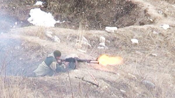 Ground Scouts Ford Mountain Rivers and Ambush Enemy Units - Sputnik International