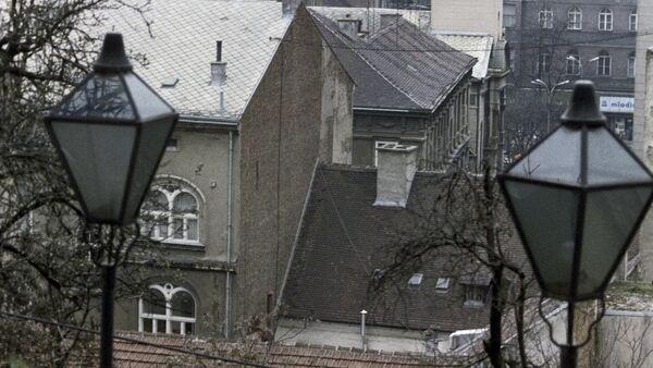 Zagreb, Croatia's capital - Sputnik International