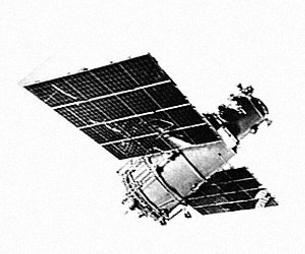 Meteor 1-1, Soviet Union's first fully operational weather satellite - Sputnik International