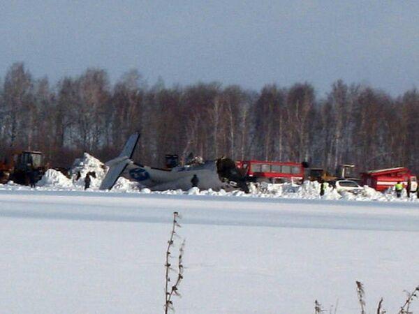 The UTair ATR-72 craft crashed shortly after take-off - Sputnik International