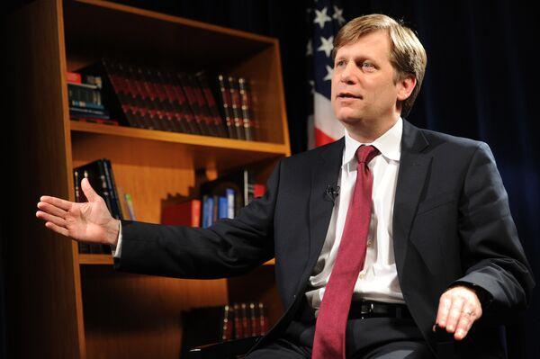 Ambassador Michael McFaul - Sputnik International