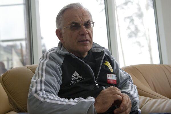 Former Anzhi coach Gadzhi Gadzhiev - Sputnik International