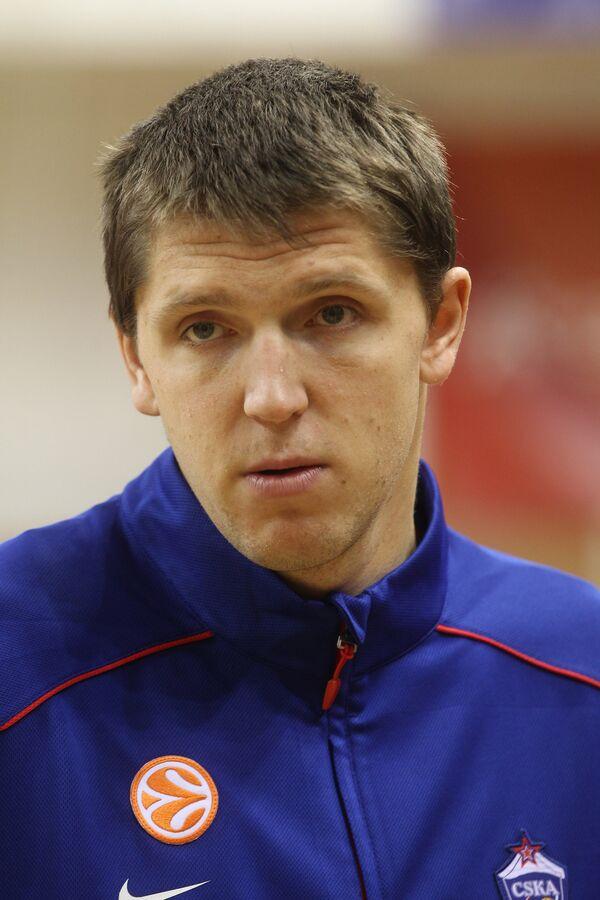 CSKA Moscow captain Viktor Khryapa - Sputnik International