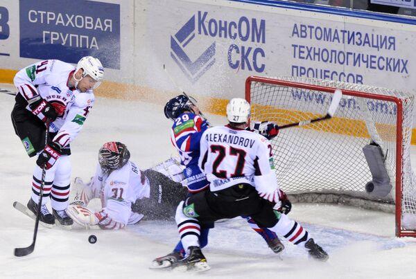 Avangard Omsk  - Sputnik International
