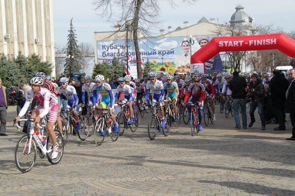 Stevic Wins Cycling's Sochi Grand Prix          - Sputnik International