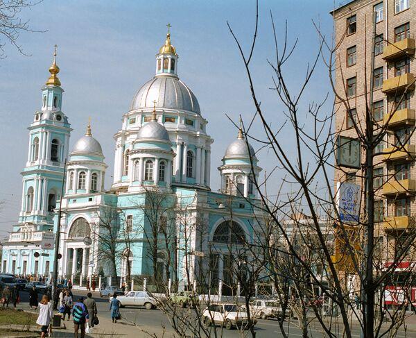 Yelokhovo Cathedral - Sputnik International