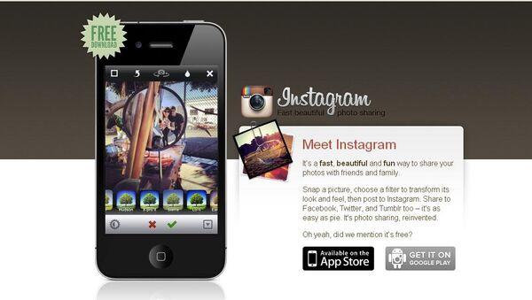 Facebook Buys Instagram for $1 bln. - Sputnik International