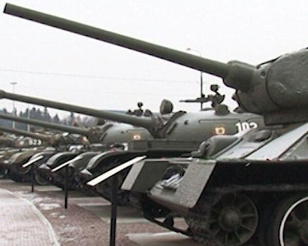 How Steel Was Tempered or The Immortal T-34 Tank - Sputnik International