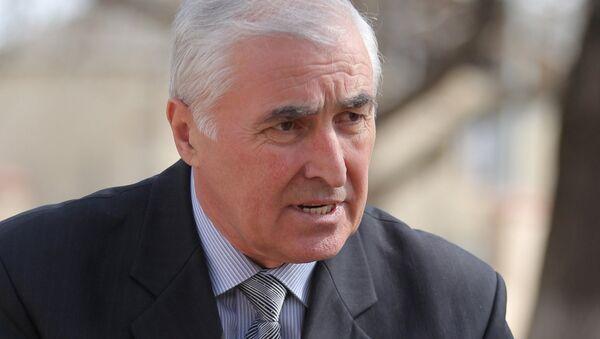 South Ossetian President-Elect Leonid Tibilov - Sputnik International