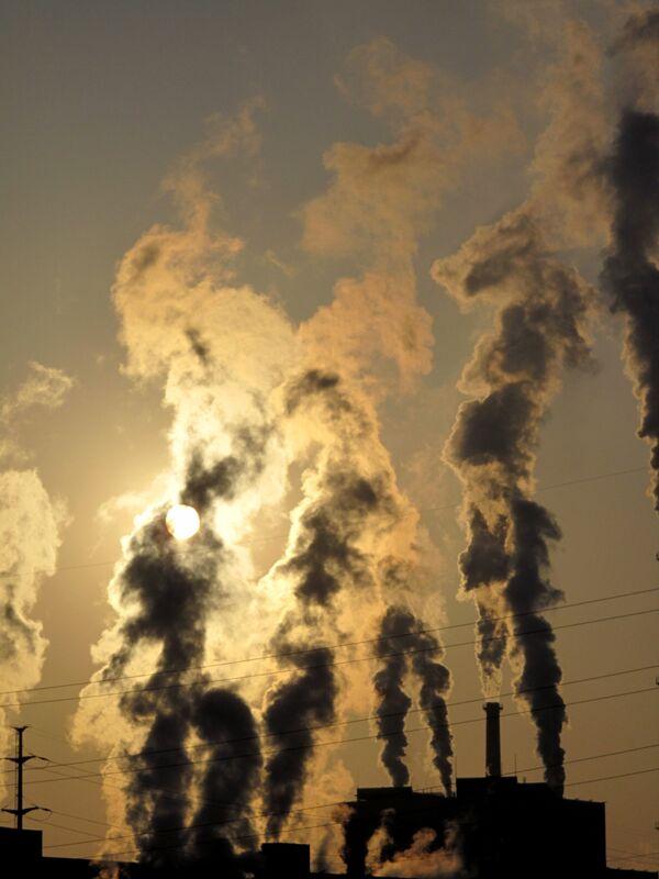 Russia Near Last in Environment Protection Ranking - Sputnik International