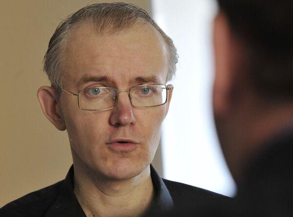 Oleg Shein - Sputnik International