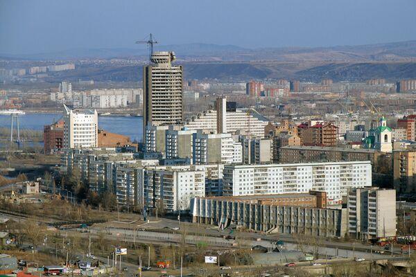 Krasnoyarsk  - Sputnik International