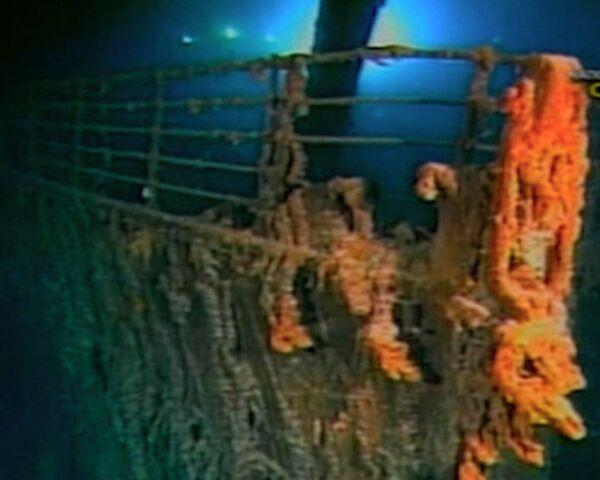 Modern Technology Opens Up Titanic's Secrets - Sputnik International