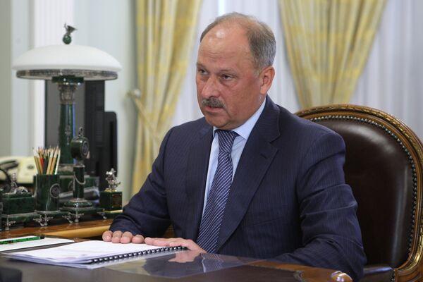 Vladimir Dmitriyev - Sputnik International