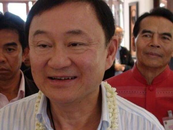 Former Thai Prime Minister Thaksin Shinawatra - Sputnik International