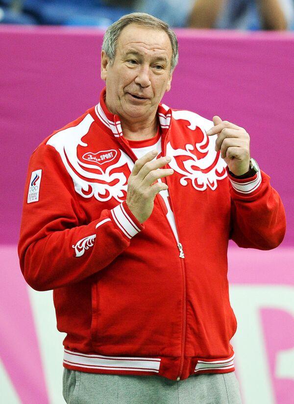 Shamil Tarpishchev, the head of the Russian Tennis Federation - Sputnik International