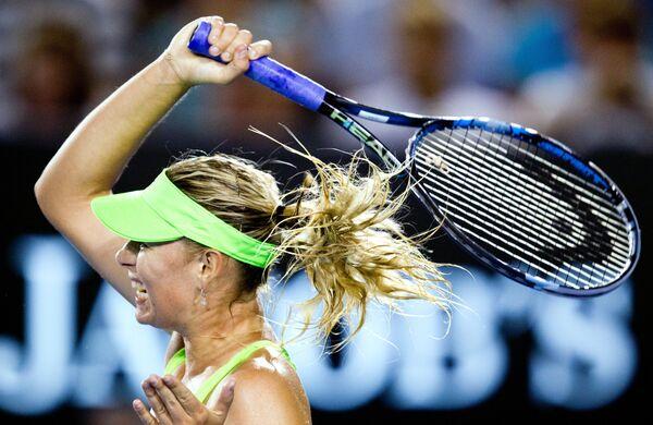 Maria Sharapova, 'Grunting' Tennis Star - Sputnik International
