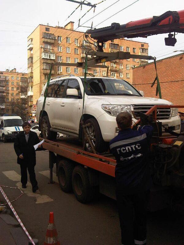 Chechen Businessman Murdered in Downtown Moscow          - Sputnik International