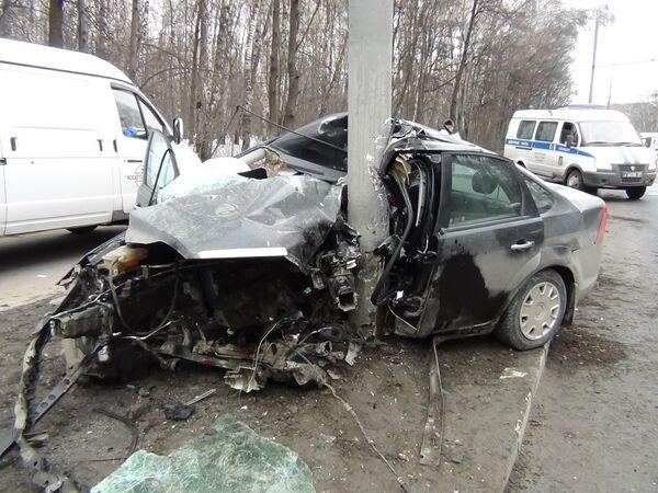 Russia Pledges to Reduce Road Deaths          - Sputnik International