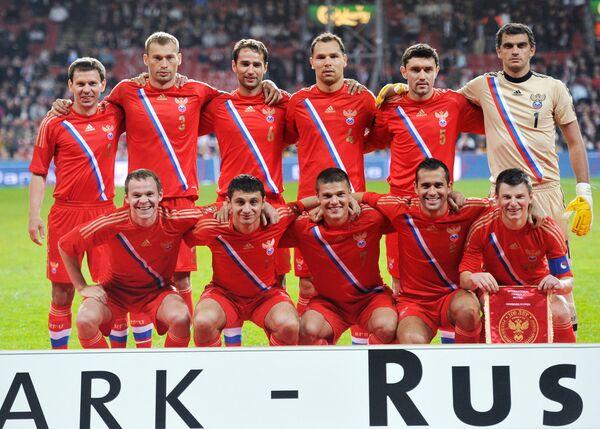 Russia's national football team - Sputnik International
