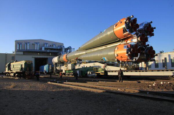Russian Resupply Vehicle to Blast Off for Space Station Voyage - Sputnik International