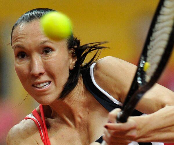 Jelena Jankovic - Sputnik International