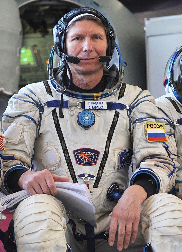 Russian cosmonaut Gennady Padalka - Sputnik International