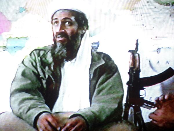 Bin Laden, who was behind the 9/11 attacks against the United States, was killed in the raid and his compound was demolished in February - Sputnik International