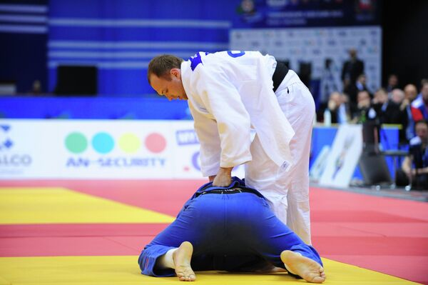 Russia Throws Rivals to the Mat at Euro Judo Champs        - Sputnik International