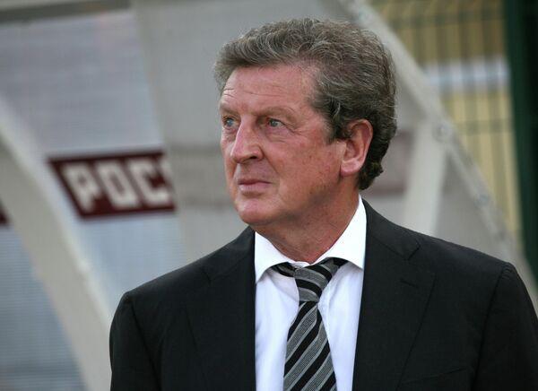 Roy Hodgson - Sputnik International