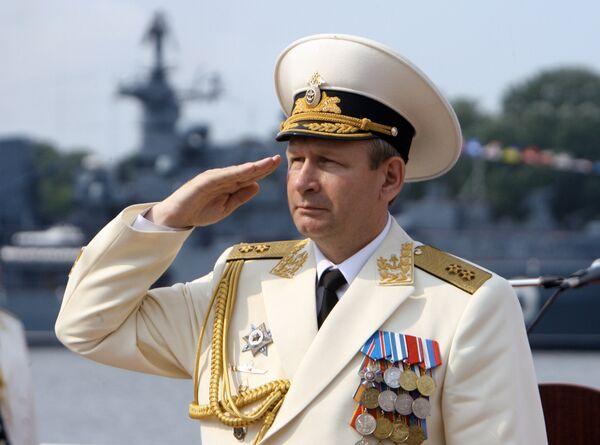 Viktor Chirkov - Sputnik International