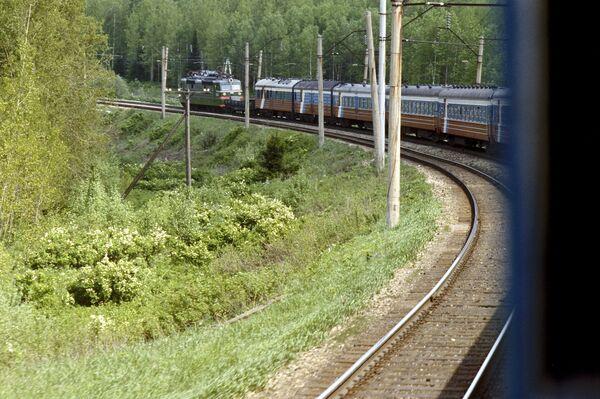 The Trans-Siberian Railroad - Sputnik International