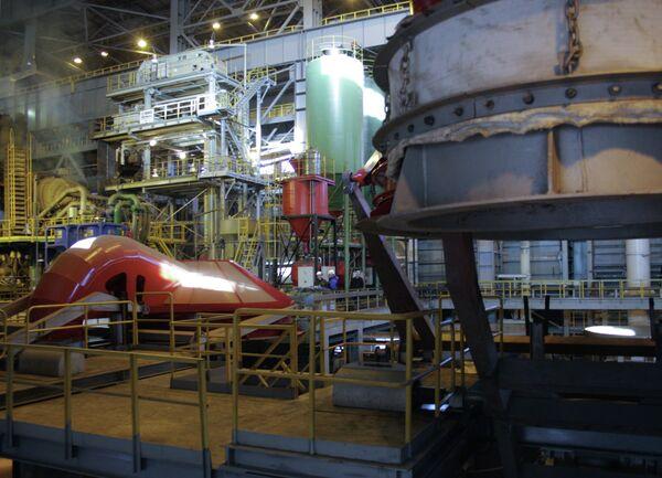 TMK May Raise 2011 Dividend by 218%          - Sputnik International