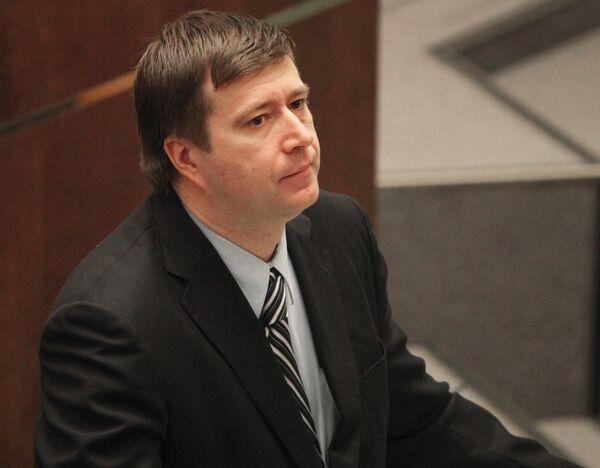 Russian Justice Minister Alexander Konovalov  - Sputnik International