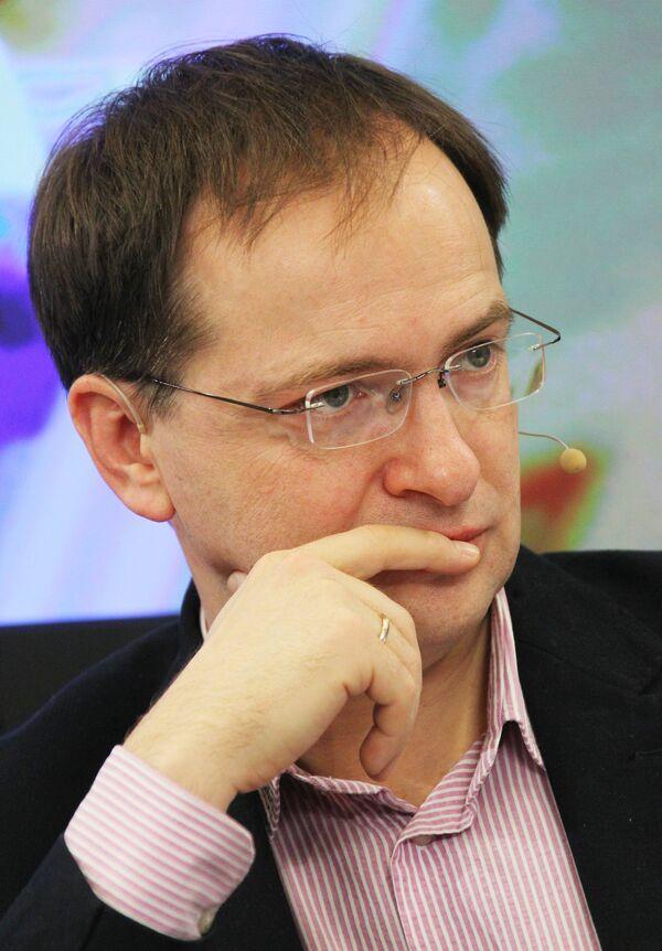 Vladimir Medinsky - Sputnik International